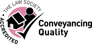 Accredited with the Law Society Conveyancing Quality Scheme