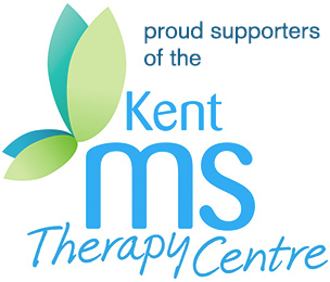 We are proud supporters of the Kent MS Therapy Centre